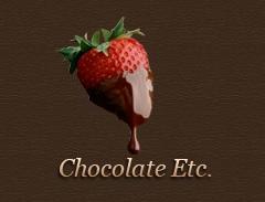 Chocolate Etc Logo Brown BG